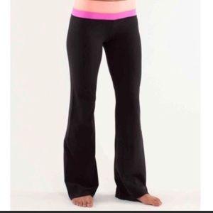 Lululemon Groove Yoga Pants
